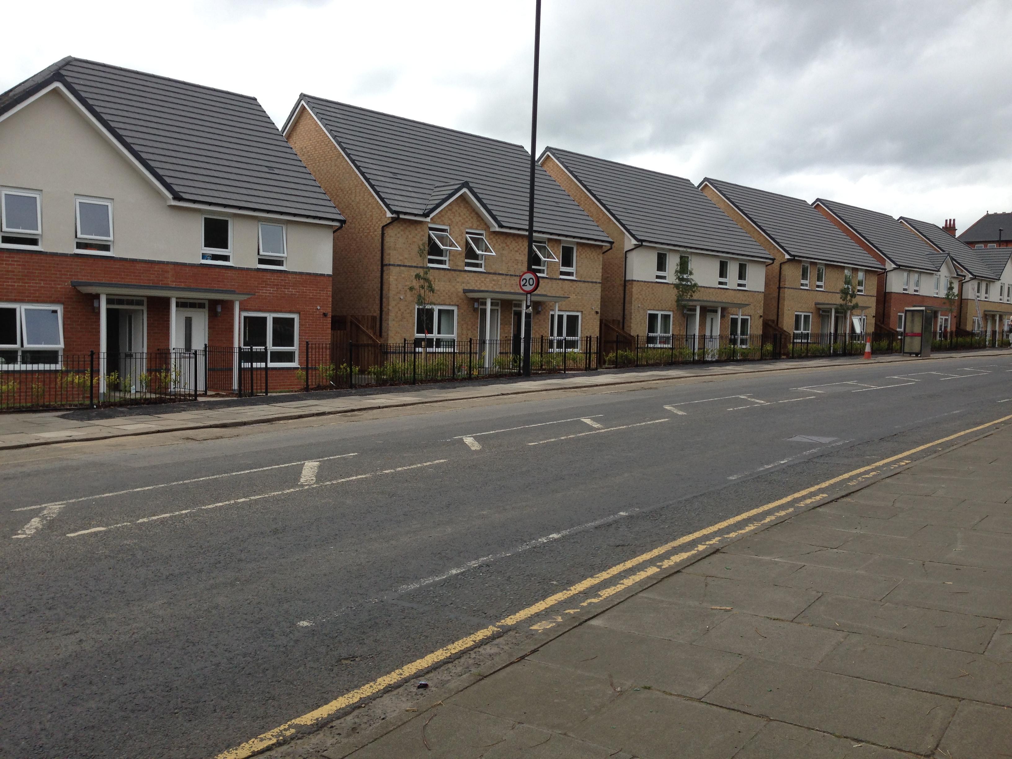 Elswick Road, Elswick