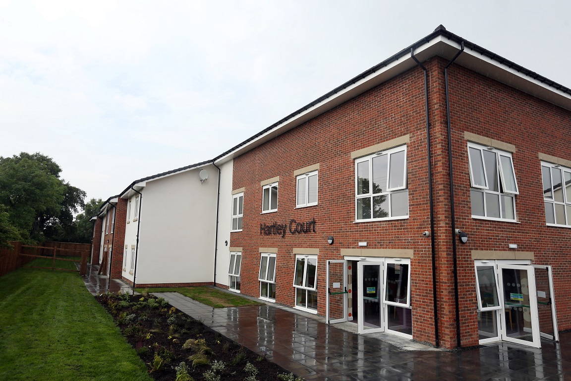 Hartley Court, Dinnington